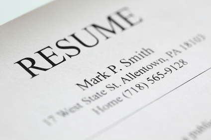 peer reviewer resume